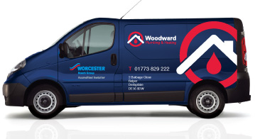 Contact Woodward Plumbing & Heating Ltd Derbyshire