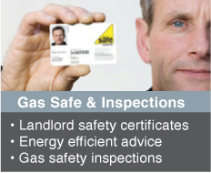 Gas Safety Inspections Derbyshire